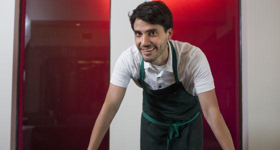 El chef peruano Virgilio Martínez en su restaurant 'Central' en Miraflores / RICHARD HIRANO (AP)