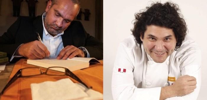 Escritores y cocineros