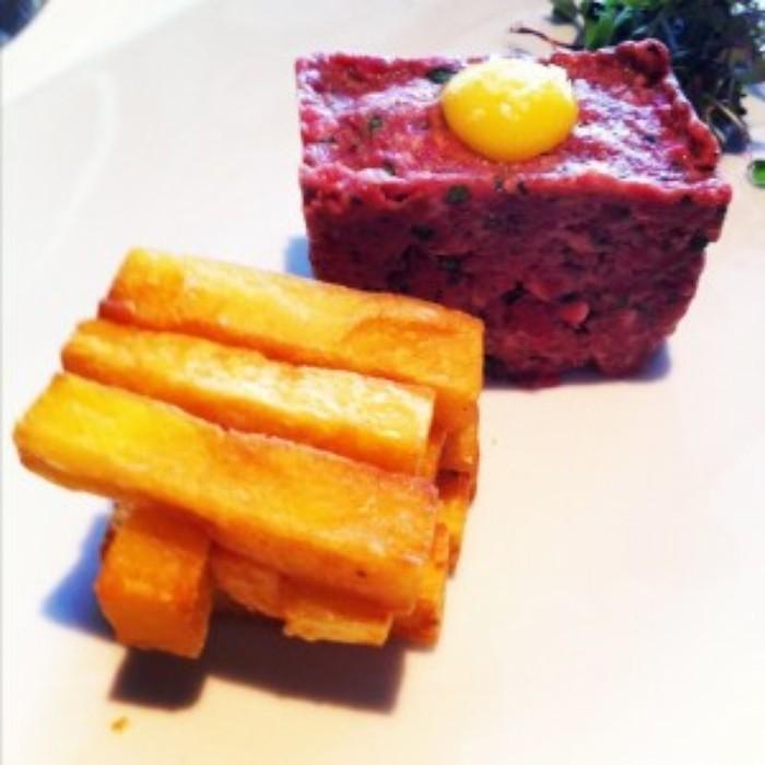 La cocina, el lujo y la carne