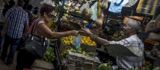 Mercado Caracas
