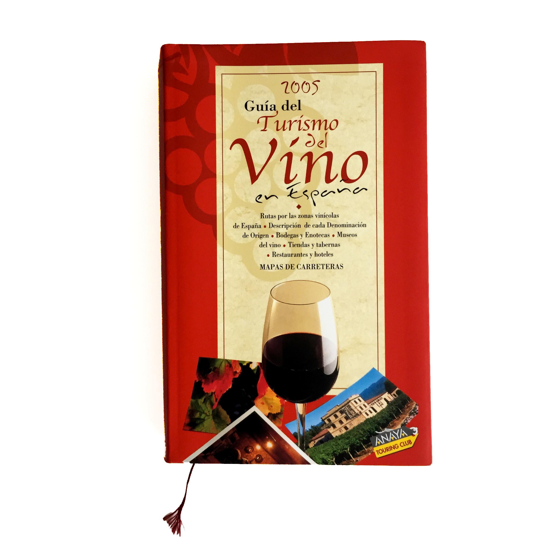 Guía del Turismo del Vino en España